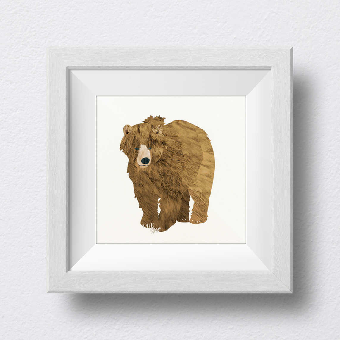 creatura-world-framed-bear